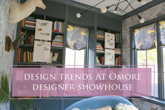 Design Trends from the 2017 O'More Designer Showhouse