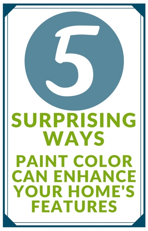 ways paint color can change your home by the decorologist