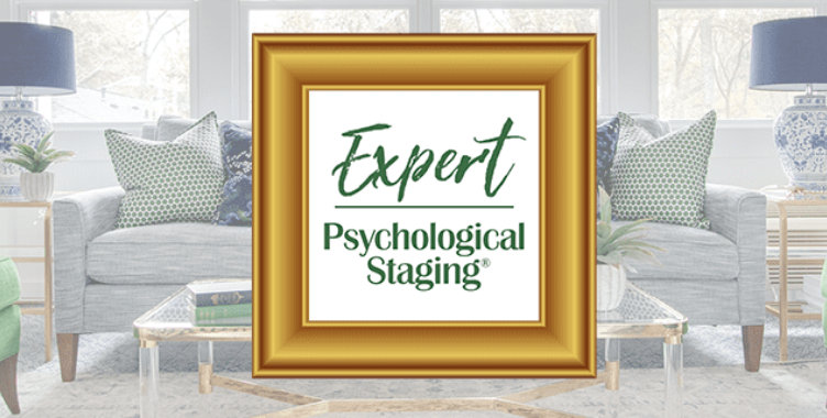 expert psychological staging certification course by the decorologist