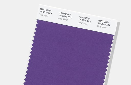 2018 pantone color of the year ultra violet