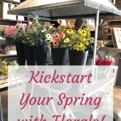 Kickstart Your Spring with Florals from Kirkland's Flower Market