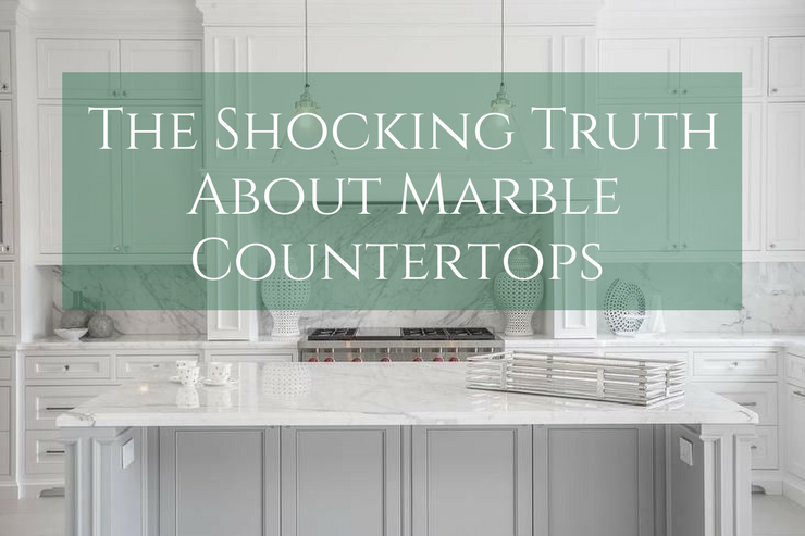 The Shocking Truth About Marble Countertops - They\'re Not As ...