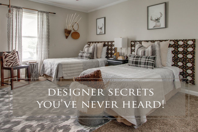 Designer Secrets You've Never Heard!