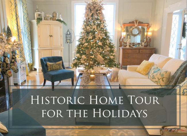 Maury County Historic Home Tour with The Decorologist