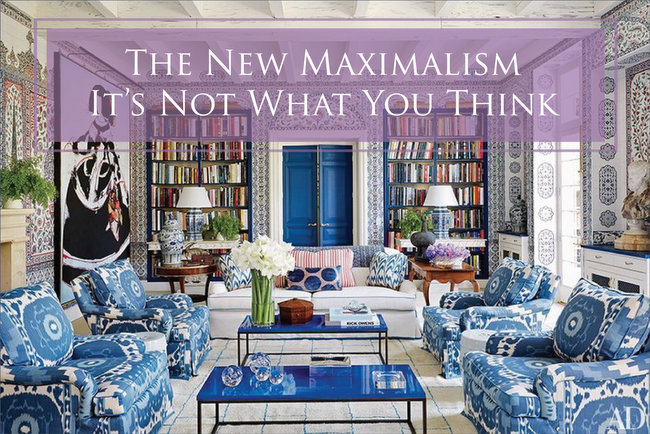 The New Maximalism – It's Not What You Think