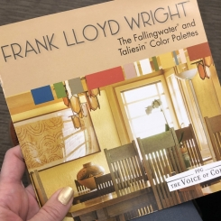Frank Lloyd Wright Colors