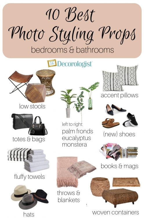 10 Best Photo Styling Props - and how to use them! blogpost by The Decorologist