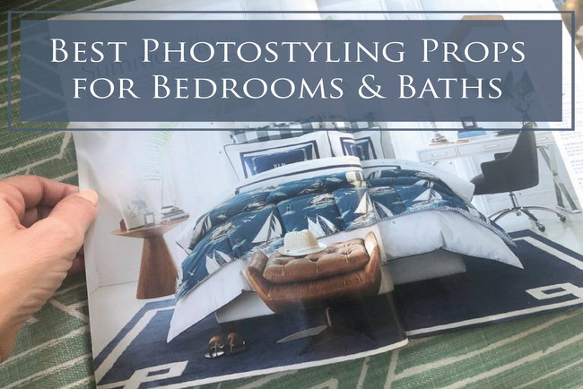 Photo Styling Secrets: Best Props for Bedrooms and Baths