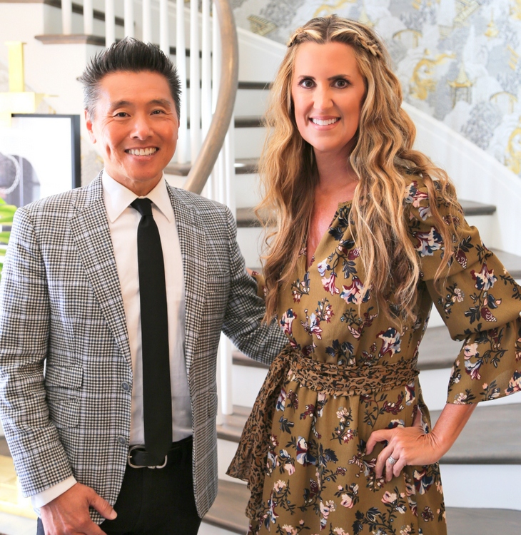 Vern Yip and Kristie Barnett, The Decorologist