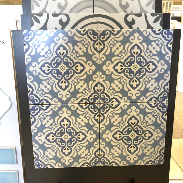 encaustic mosaic tile flooring