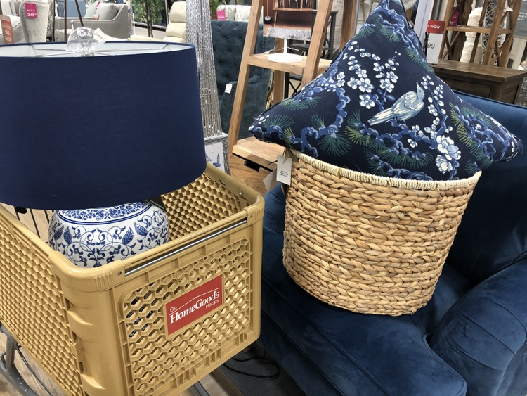 high/low shopping from HomeGoods