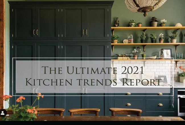The Ultimate 2021 Kitchen Trends Report – The Decorologist
