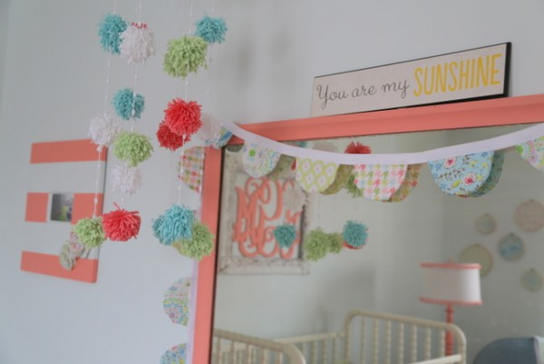 baby room color scheme