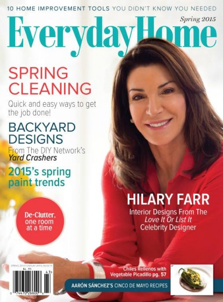 everyday home spring 2015
